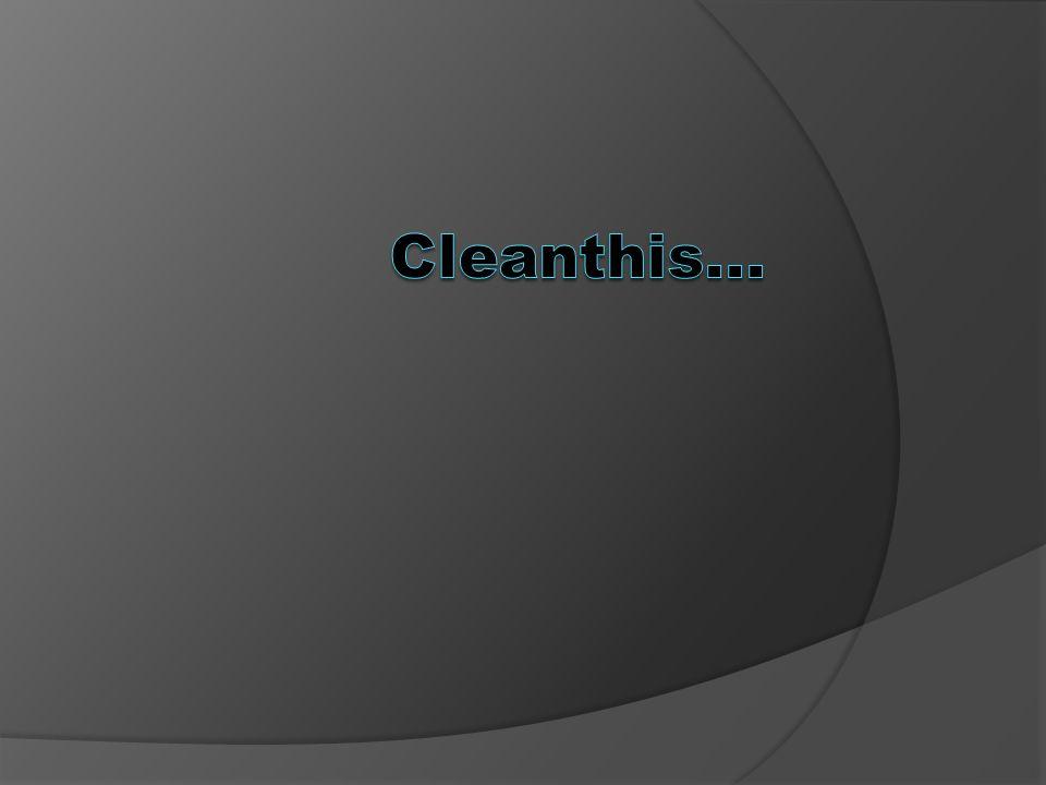 Cleanthis...