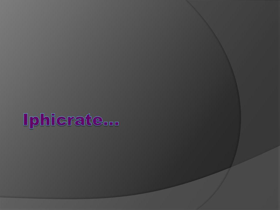 Iphicrate...