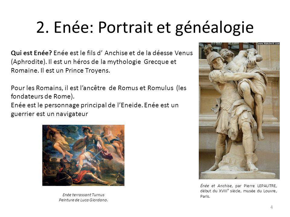 2. Enée: Portrait et généalogie