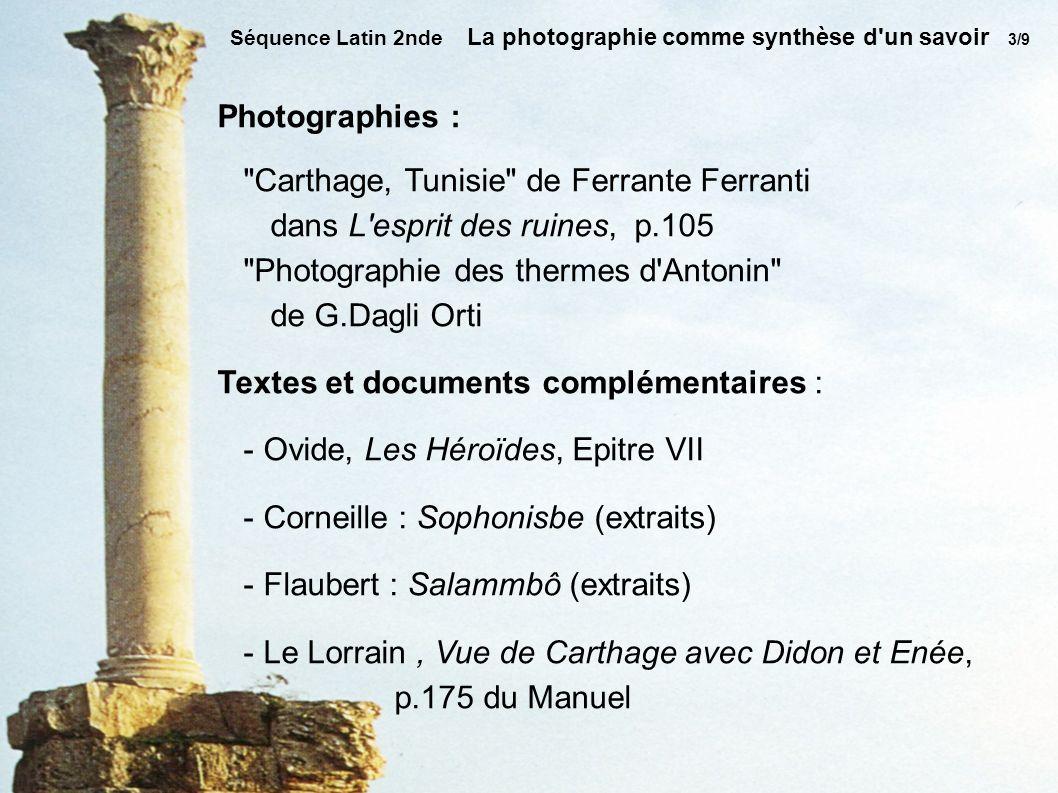 Carthage, Tunisie de Ferrante Ferranti