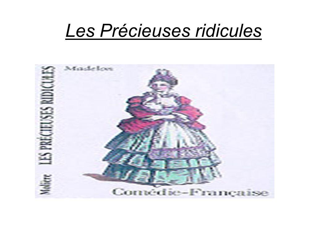 Les Précieuses ridicules