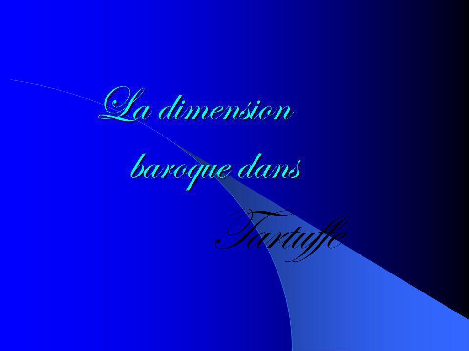 La dimension baroque dans