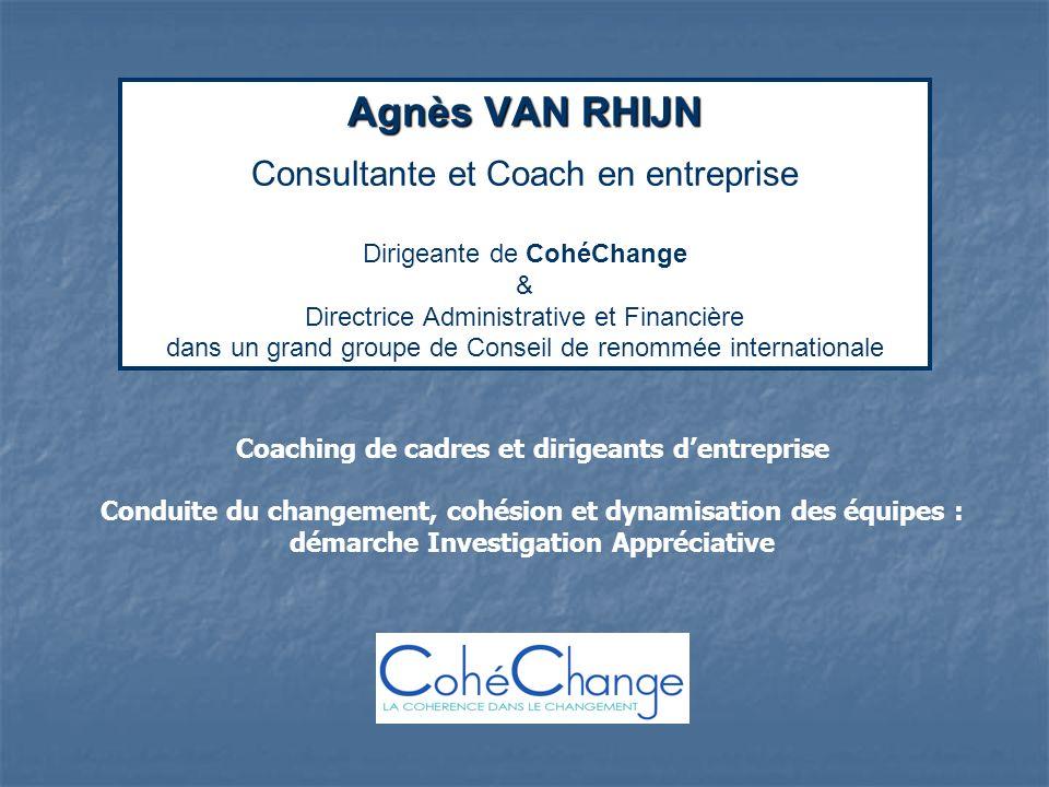 Coaching de cadres et dirigeants d'entreprise