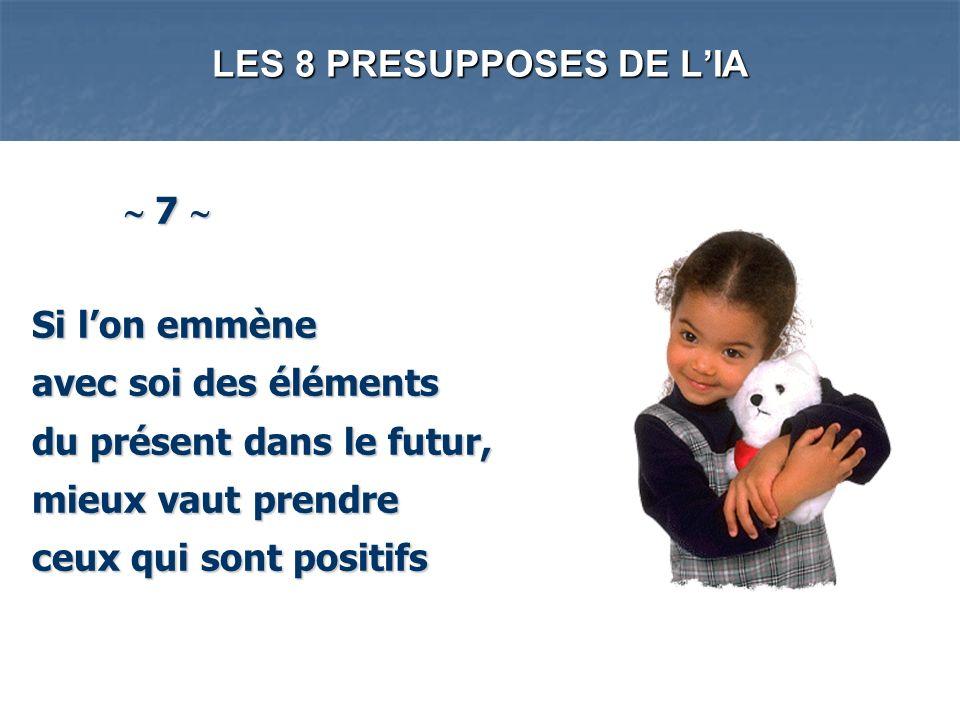 LES 8 PRESUPPOSES DE L'IA
