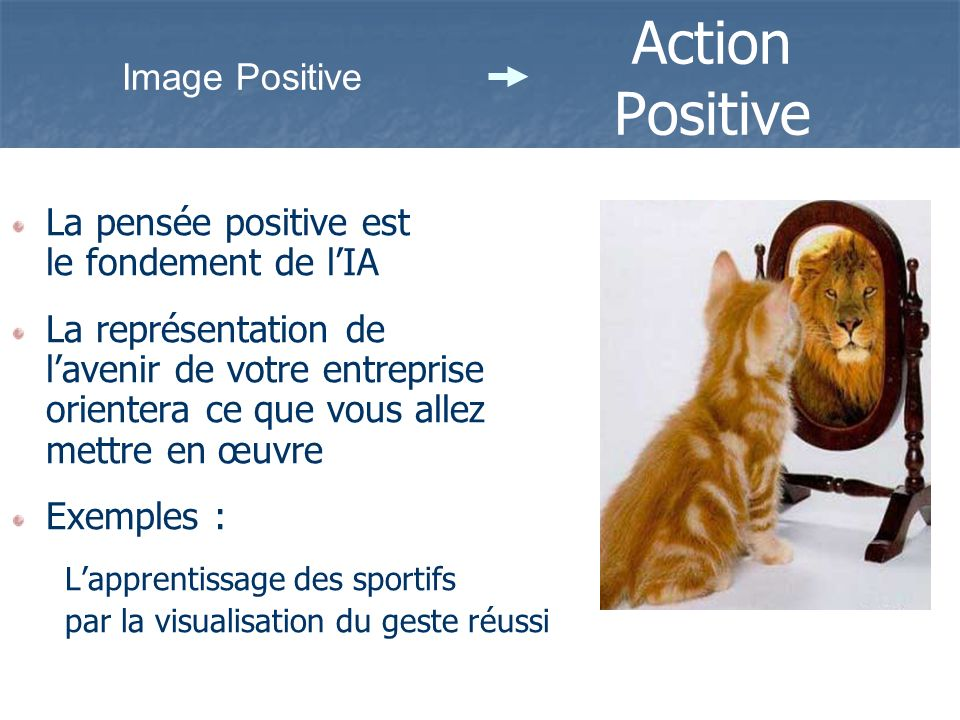 Action Positive Image Positive