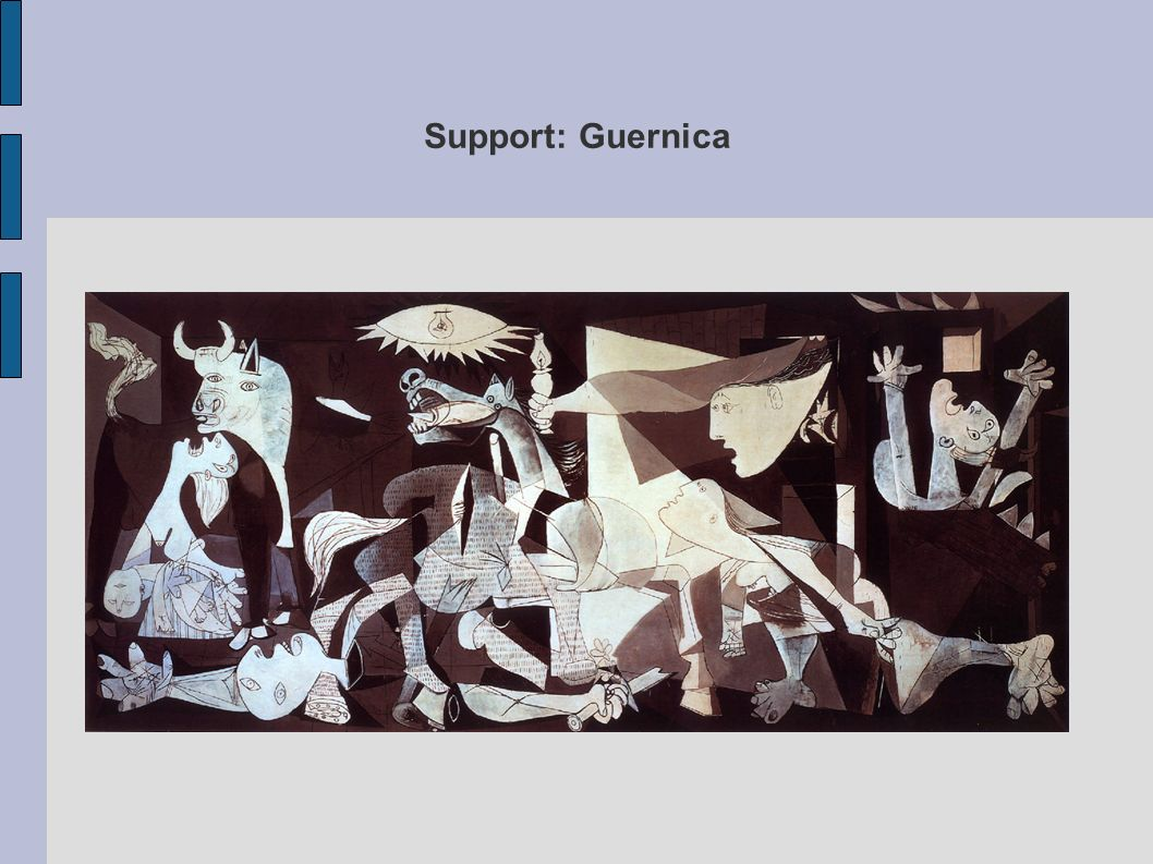 Support: Guernica