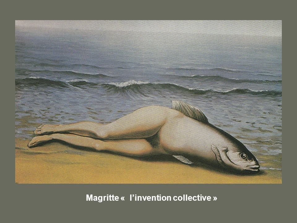 Magritte « l'invention collective »