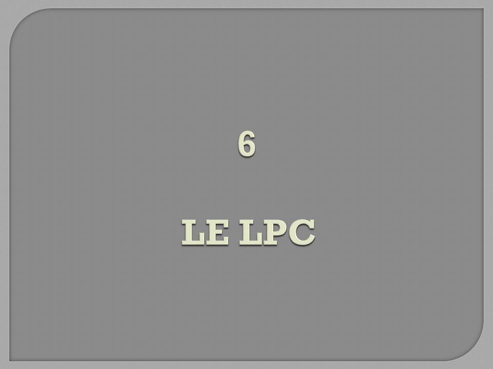 6 LE LPC