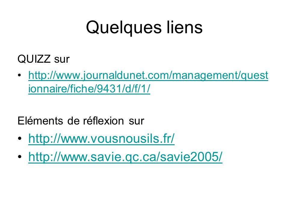 Quelques liens http://www.vousnousils.fr/