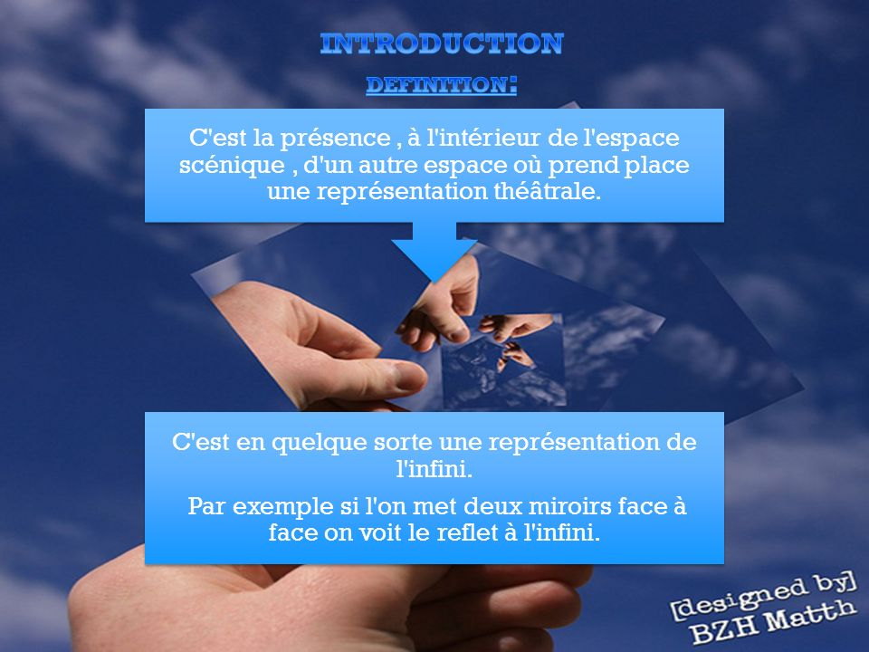 L'introduction definition:
