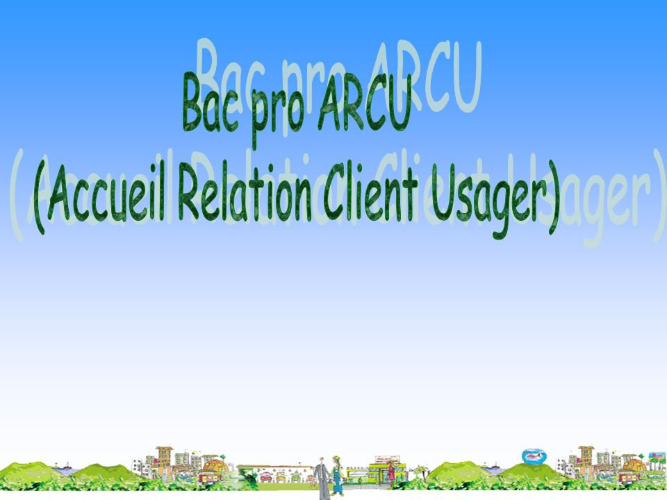 (Accueil Relation Client Usager)