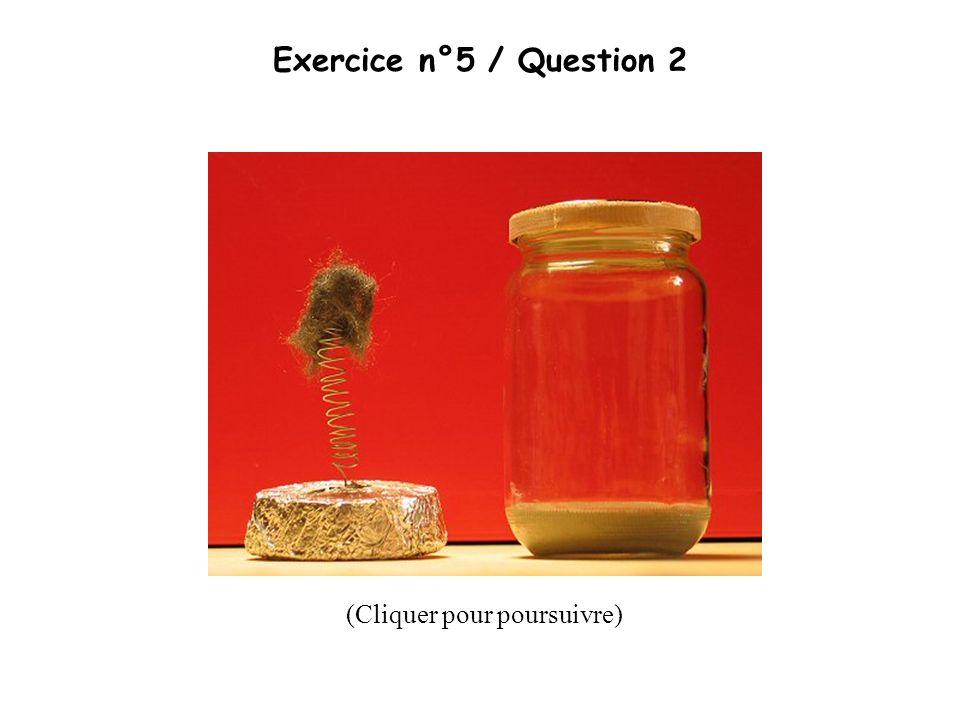 Exercice n°5 / Question 2 (Cliquer pour poursuivre)