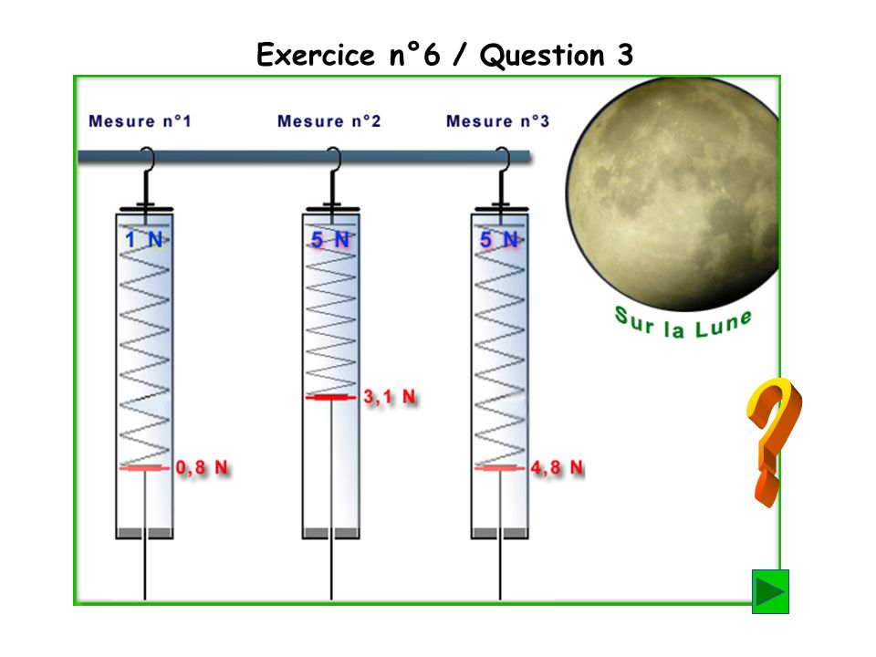 Exercice n°6 / Question 3