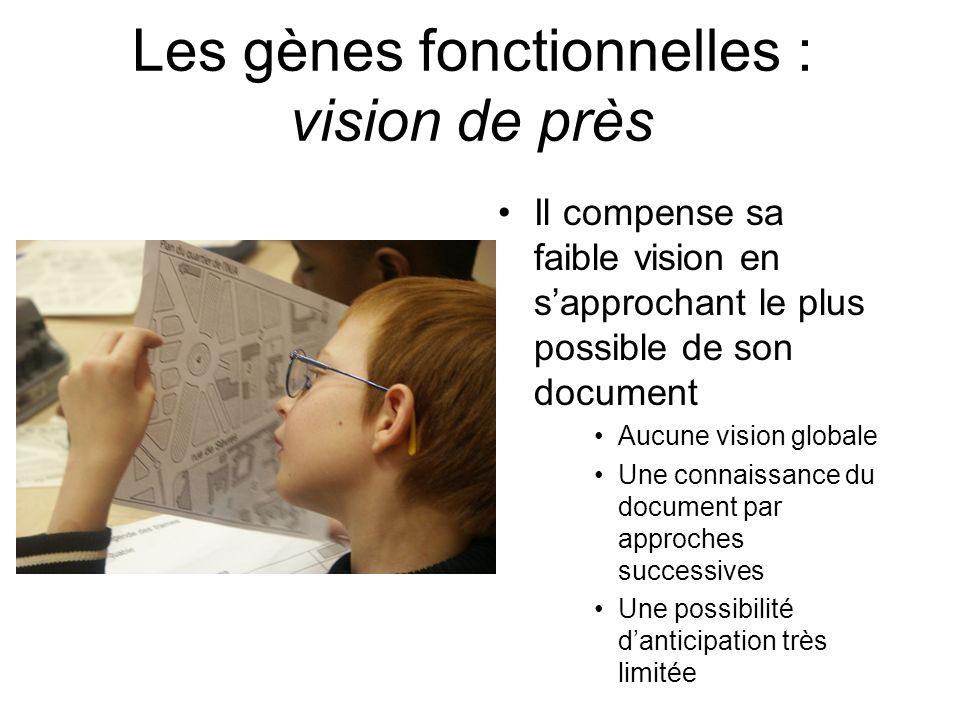 Les gènes fonctionnelles : vision de près