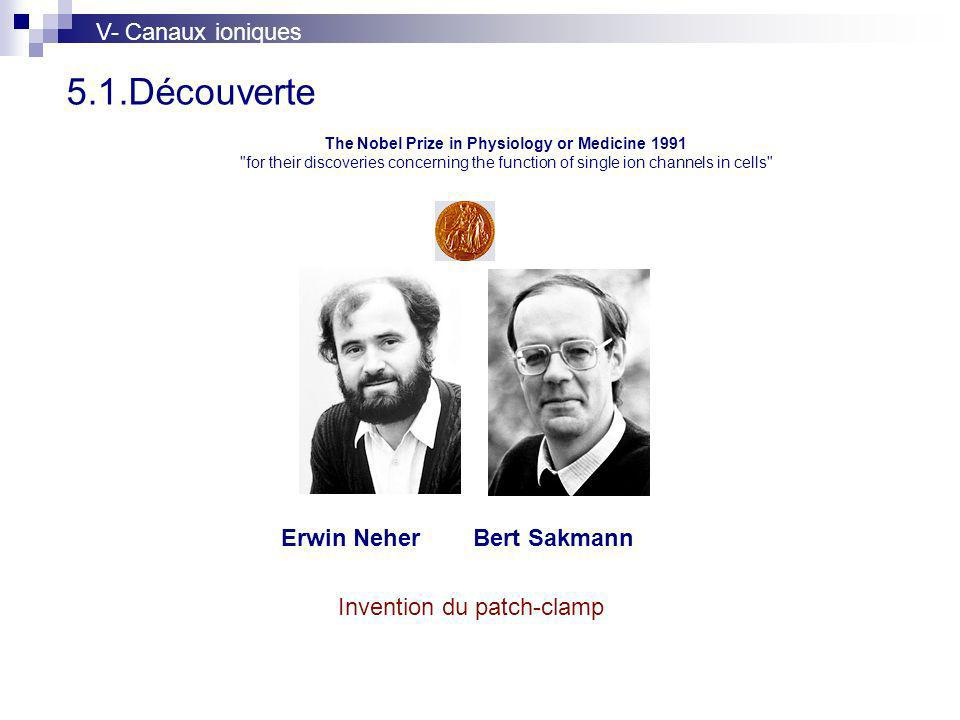 The Nobel Prize in Physiology or Medicine 1991