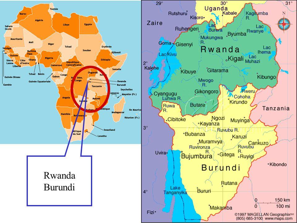 Rwanda Burundi
