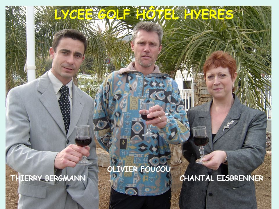 LYCEE GOLF HÔTEL HYERES