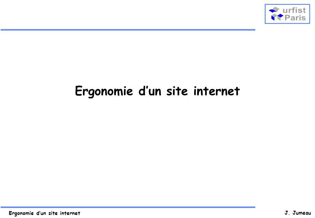 Ergonomie d'un site internet