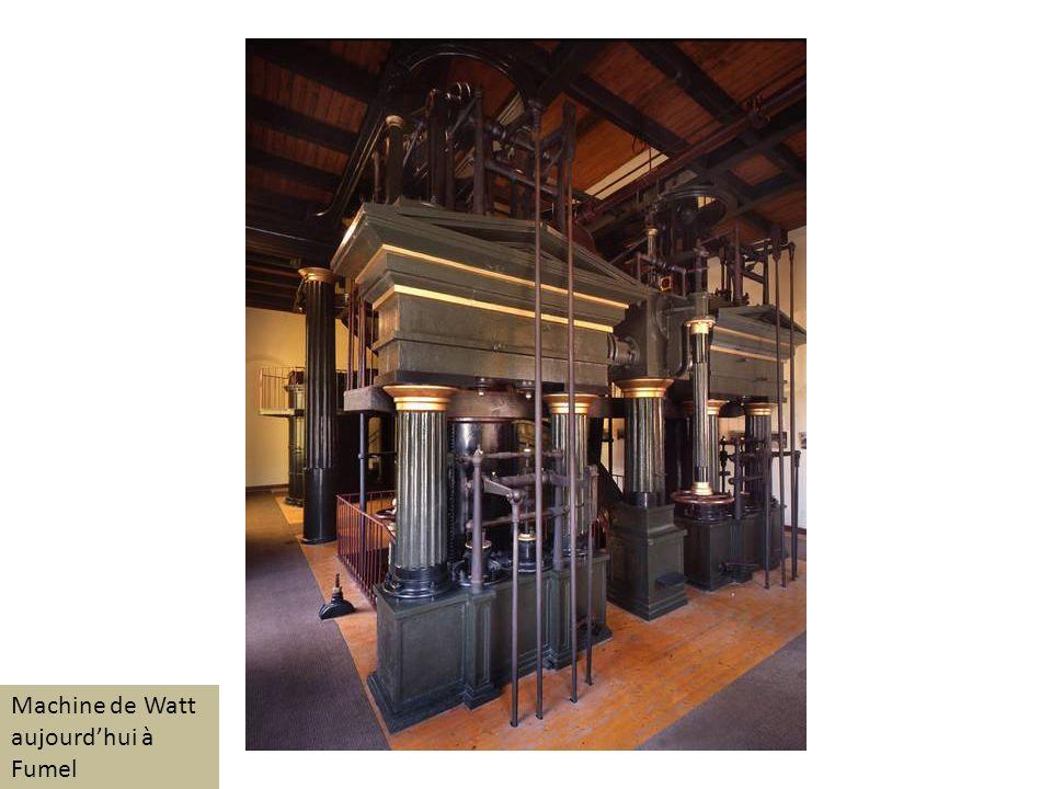 Machine de Watt aujourd'hui à Fumel