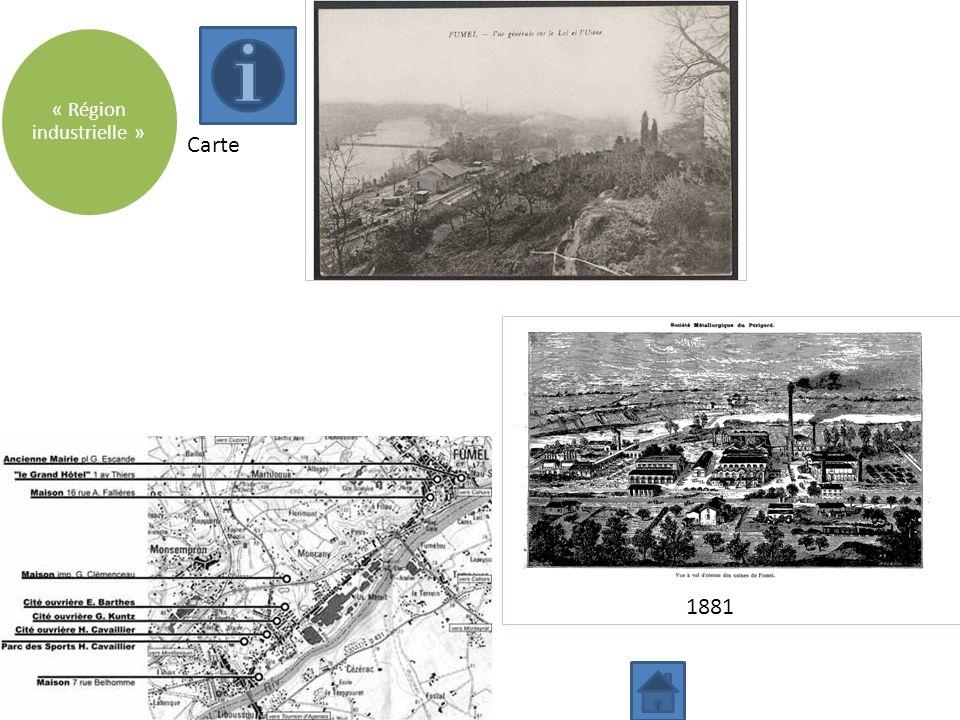 « Région industrielle »