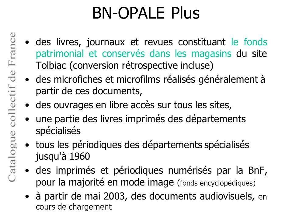 BN-OPALE Plus