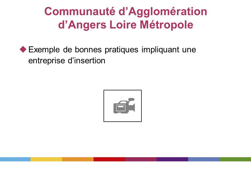 Communauté d'Agglomération d'Angers Loire Métropole