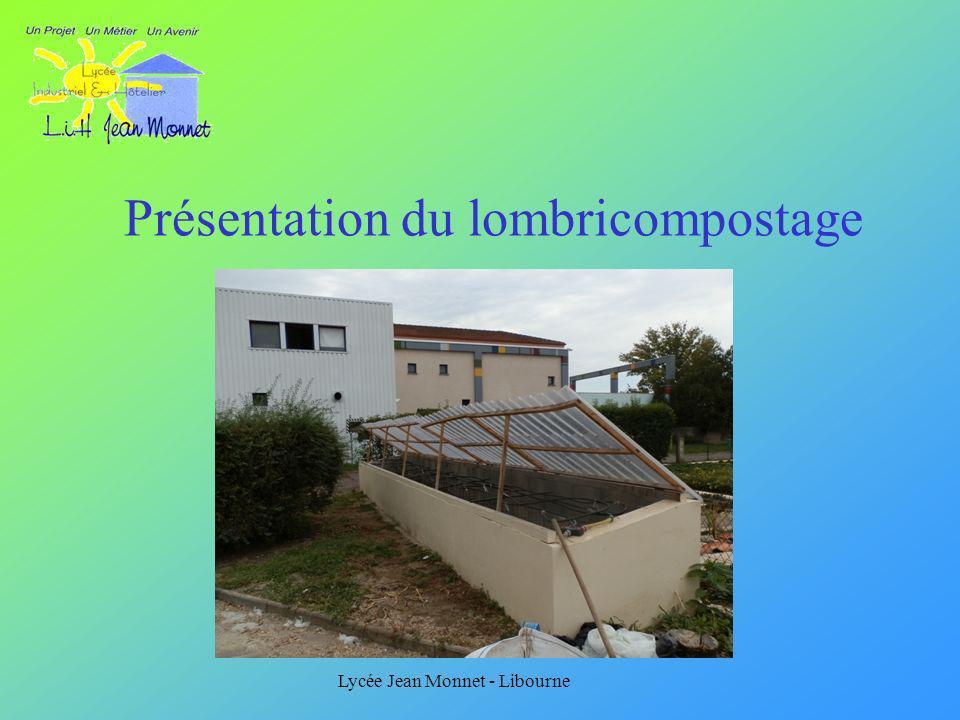 Présentation du lombricompostage