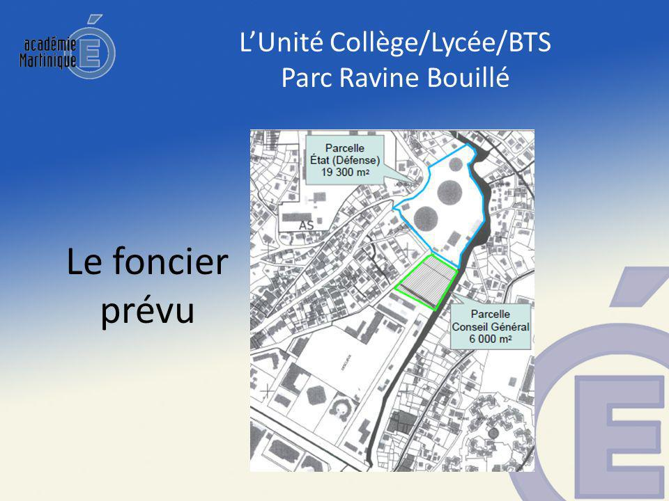 L'Unité Collège/Lycée/BTS Parc Ravine Bouillé