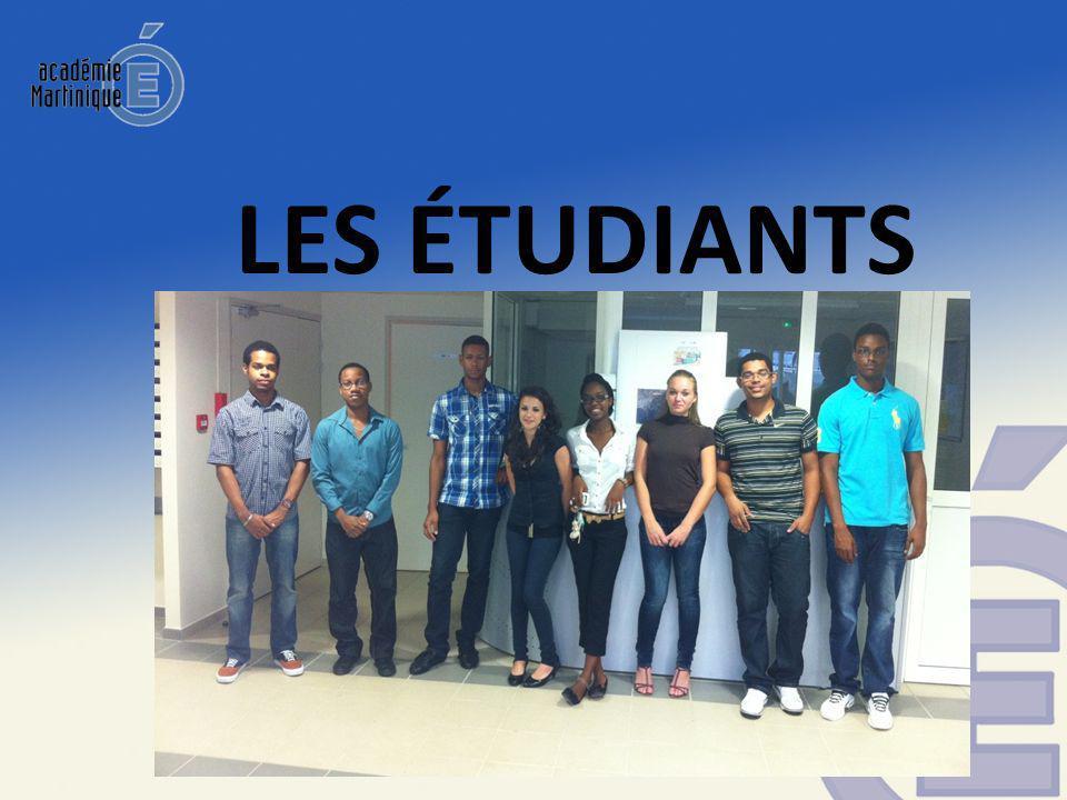 Les étudiants
