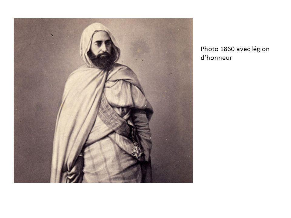 Photo 1860 avec légion d'honneur