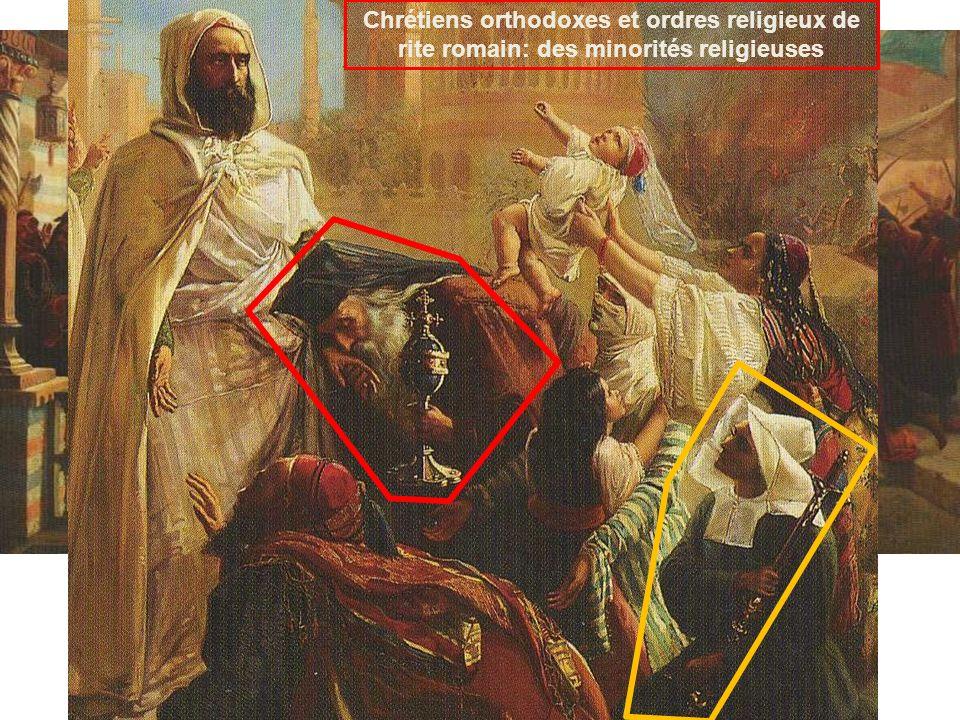 Chrétiens orthodoxes et ordres religieux de rite romain: des minorités religieuses
