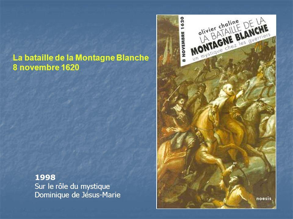 La bataille de la Montagne Blanche 8 novembre 1620