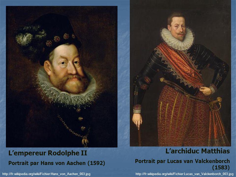 L'empereur Rodolphe II