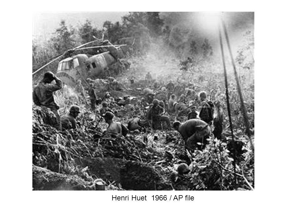 Henri Huet 1966 / AP file