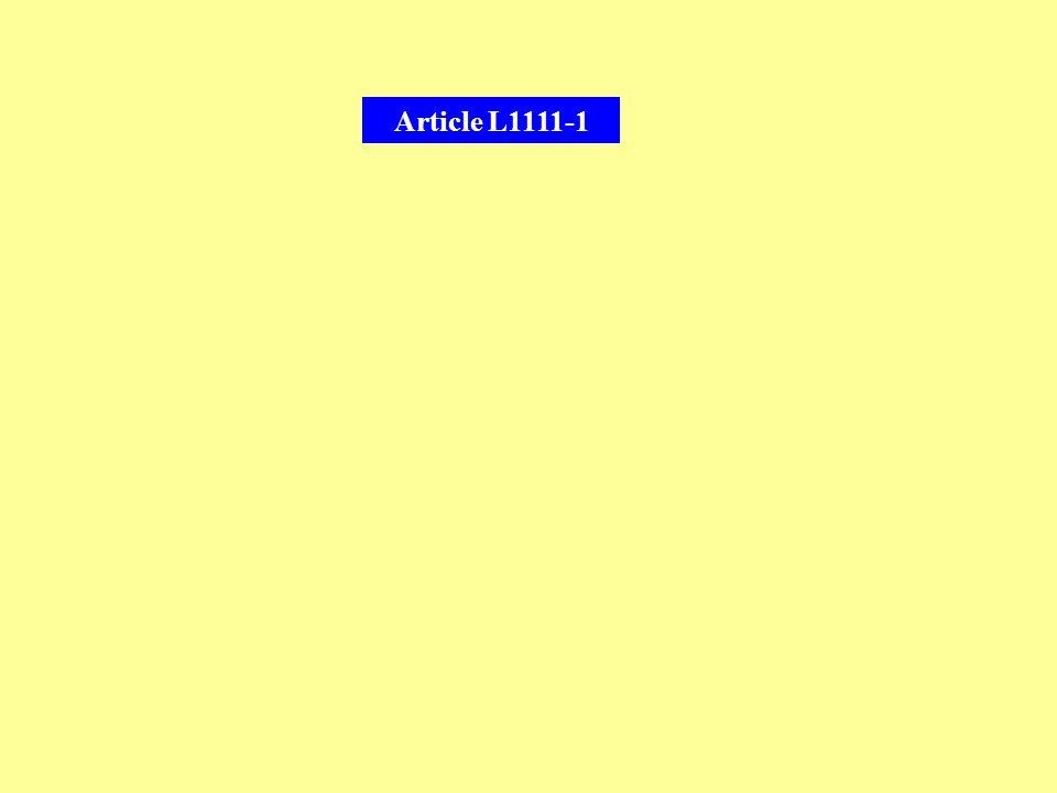 Article L1111-1