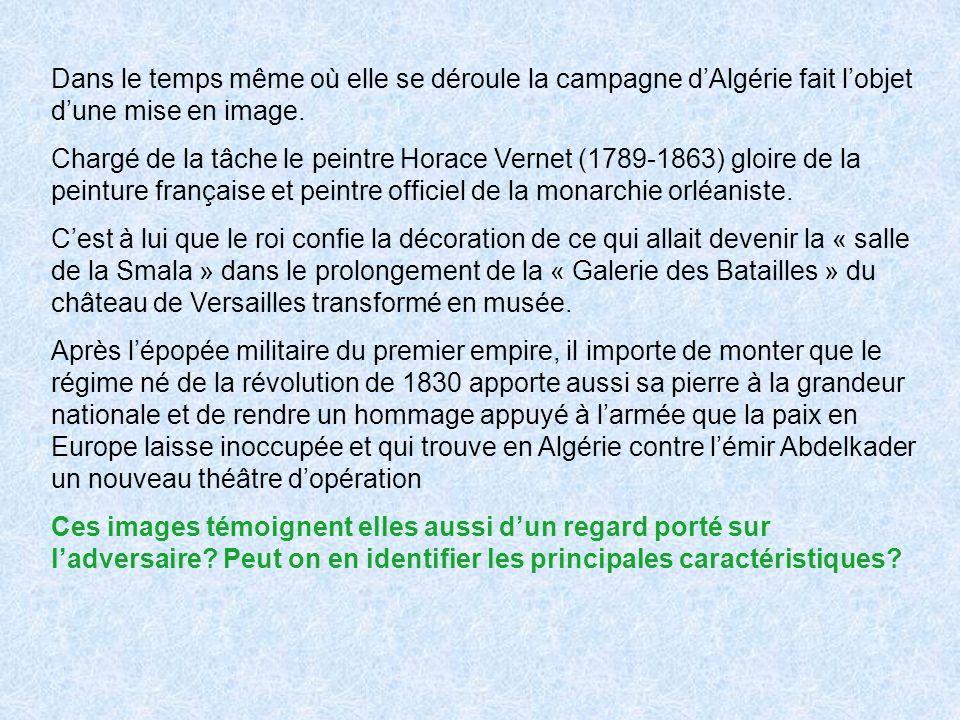 Dans le temps même où elle se déroule la campagne d'Algérie fait l'objet d'une mise en image.