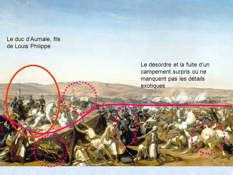 Le duc d'Aumale, fils de Louis Philippe