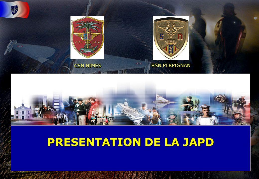 PRESENTATION DE LA JAPD