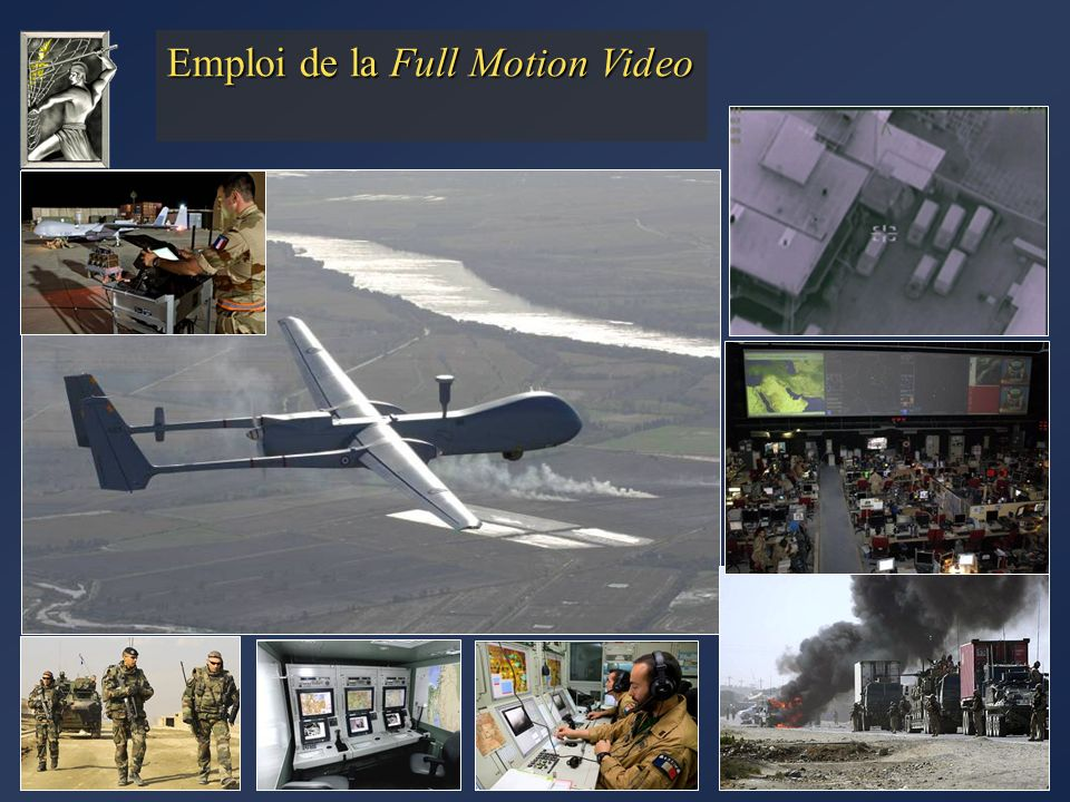 Emploi de la Full Motion Video