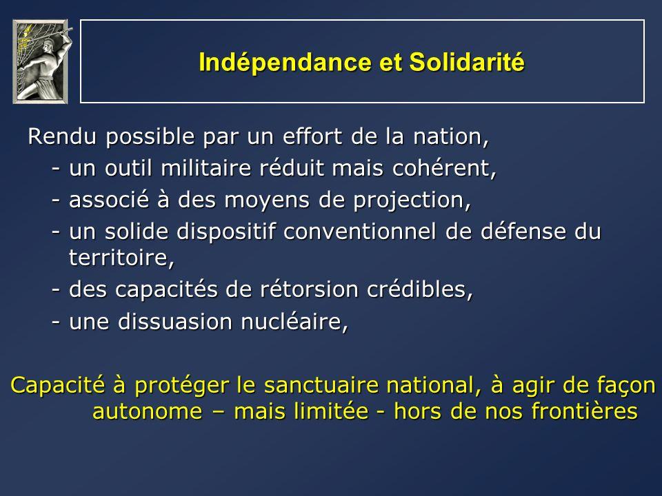 Indépendance et Solidarité