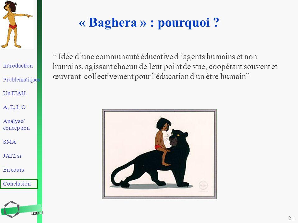 « Baghera » : pourquoi