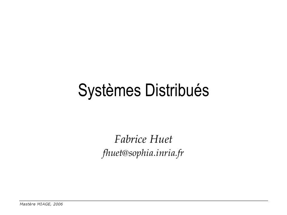 Fabrice Huet fhuet@sophia.inria.fr