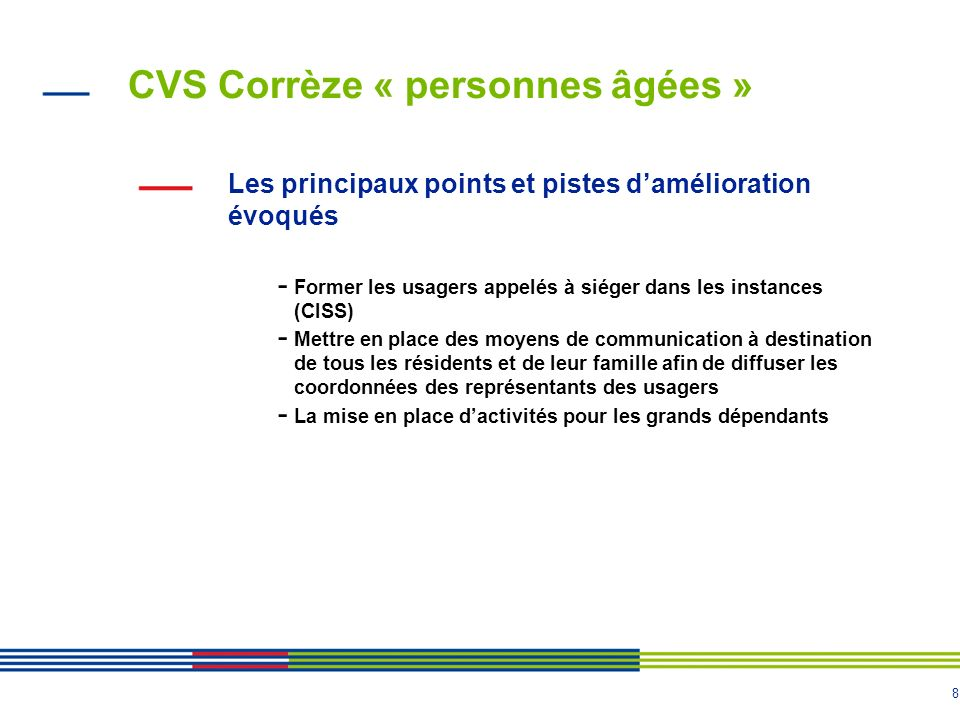 CVS Corrèze « personnes âgées »