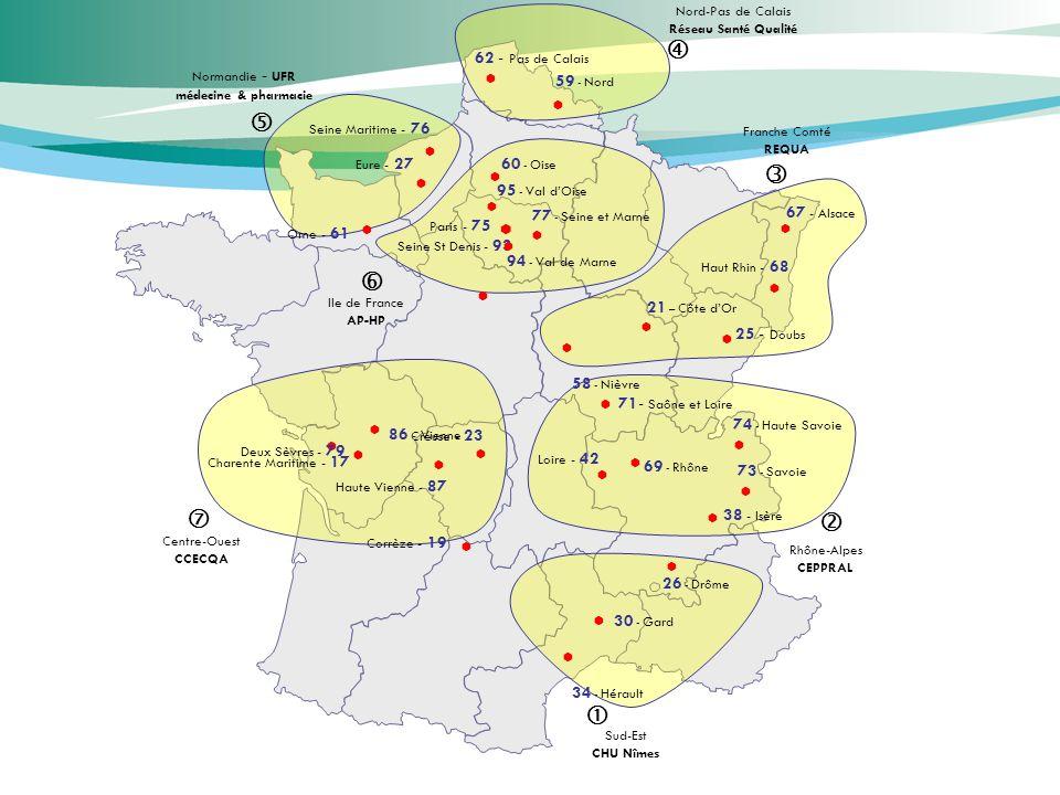 Normandie - UFR médecine & pharmacie