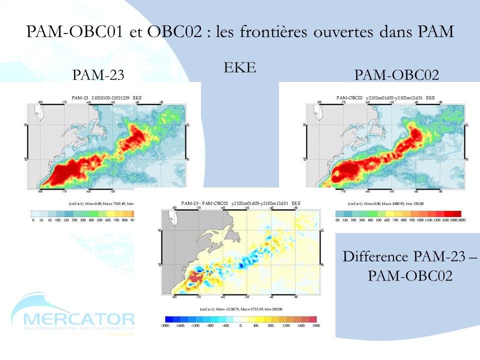 PAM-OBC01 et OBC02 : les frontières ouvertes dans PAM