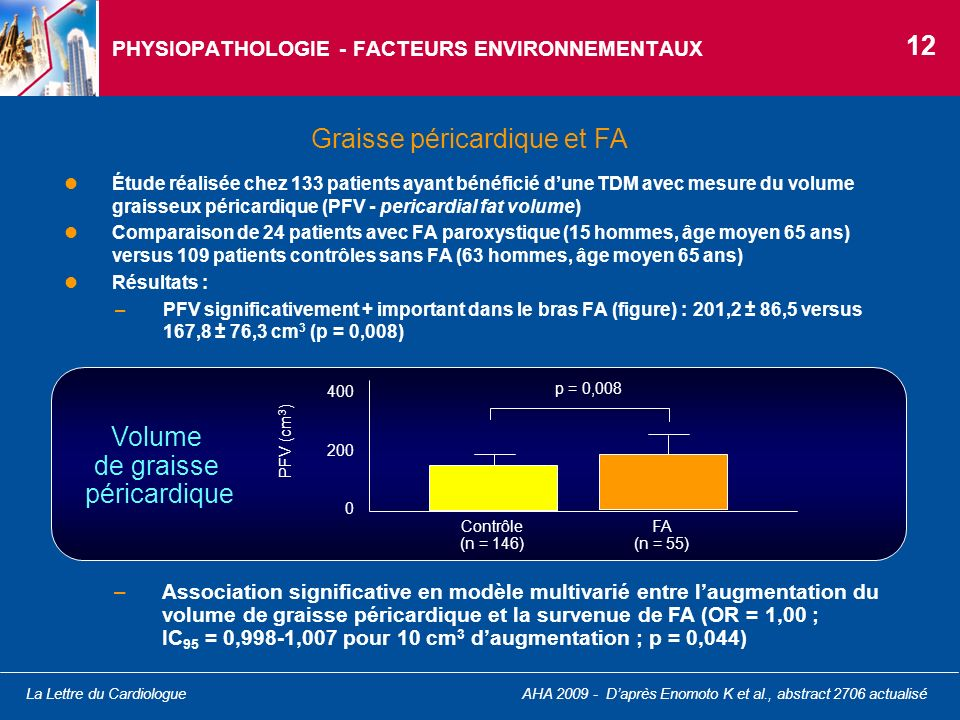 PHYSIOPATHOLOGIE - FACTEURS ENVIRONNEMENTAUX