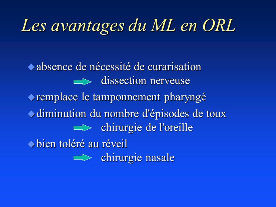 Les avantages du ML en ORL