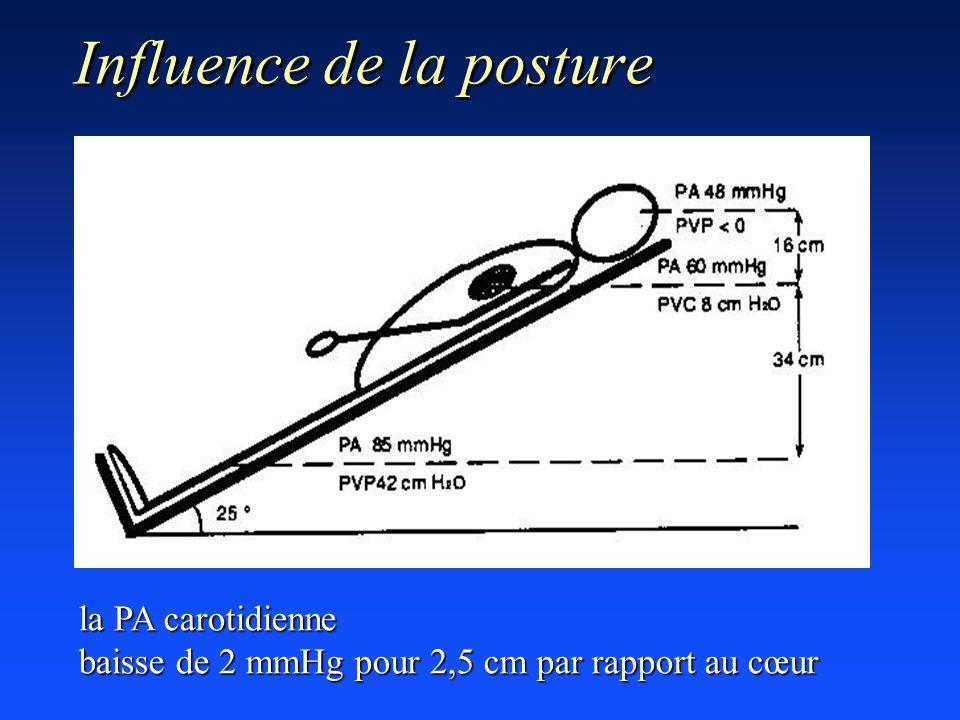 Influence de la posture