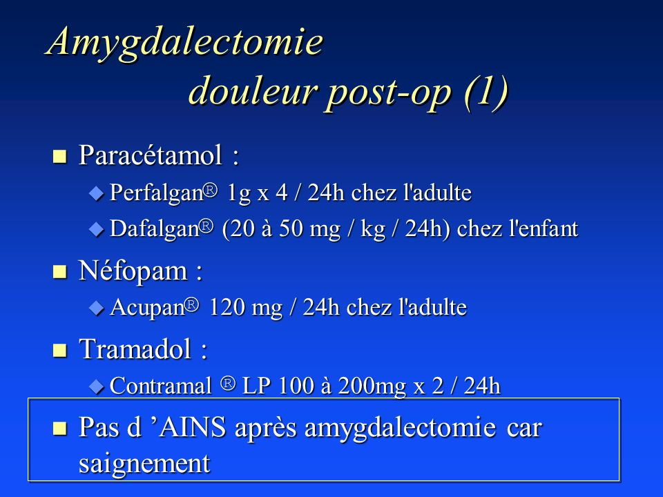 Amygdalectomie douleur post-op (1)