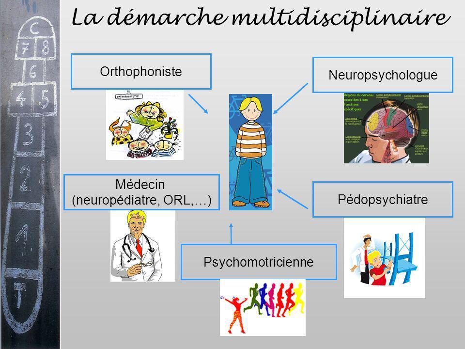 La démarche multidisciplinaire